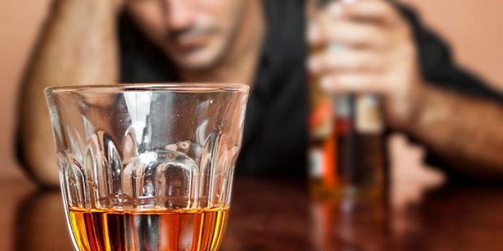 Alkohol macht abhaengig