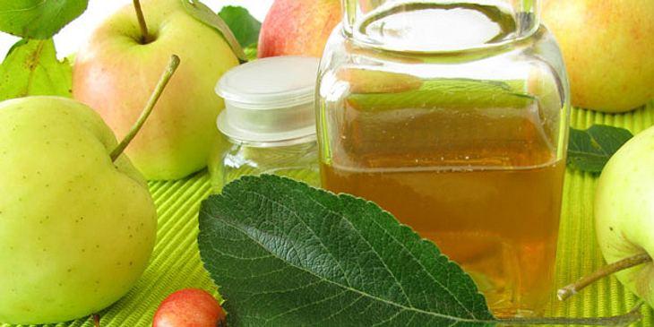 Apfelessig gegen Blutarmut