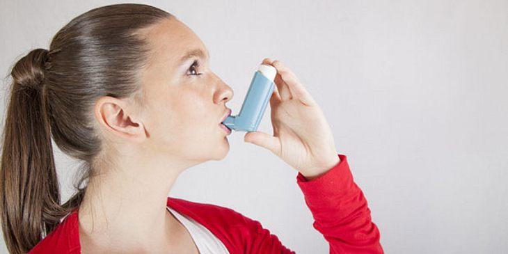 Asthma-Spray