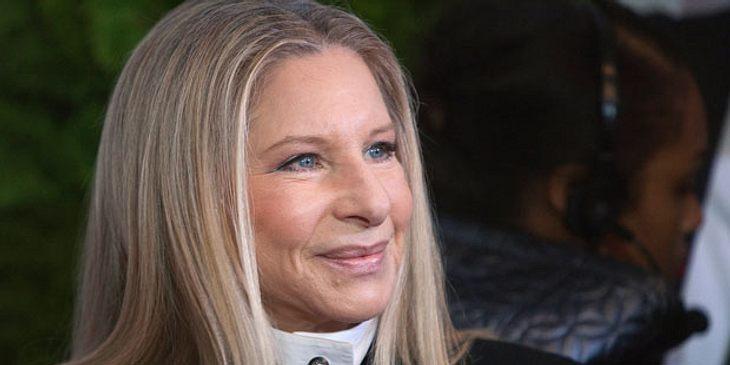 Filmstar Barbara Streisand