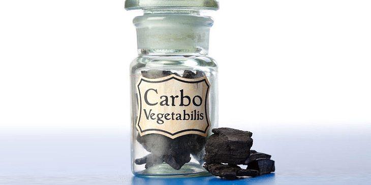 Carbo vegetabilis gegen Blähungen
