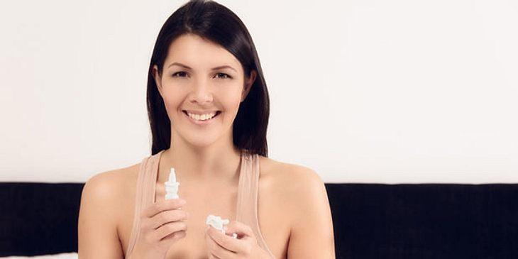 Nasenspray hilft bei Clusterkopfschmerzen