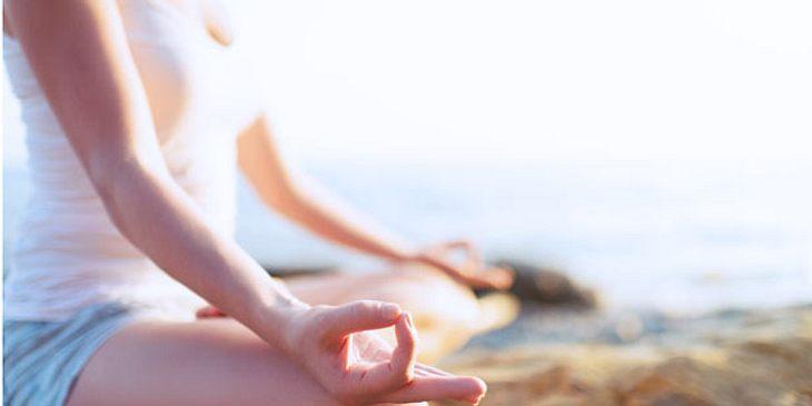 Yoga gegen Clusterkopfschmerzen