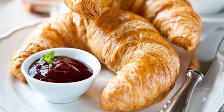 Croissant macht müde