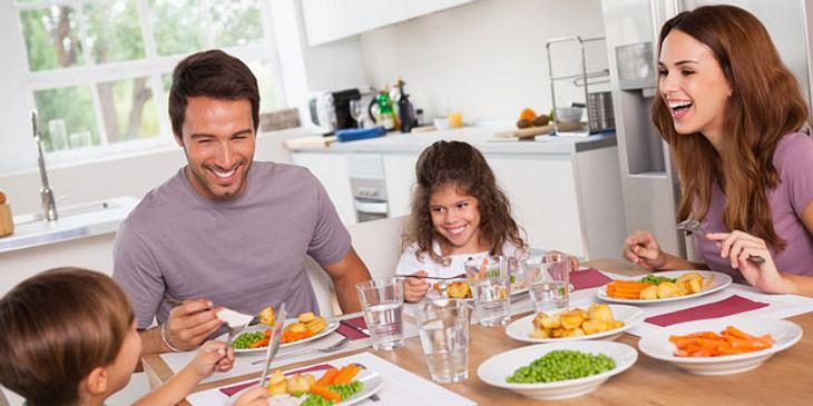 Feste Mahlzeiten bei Diabetes