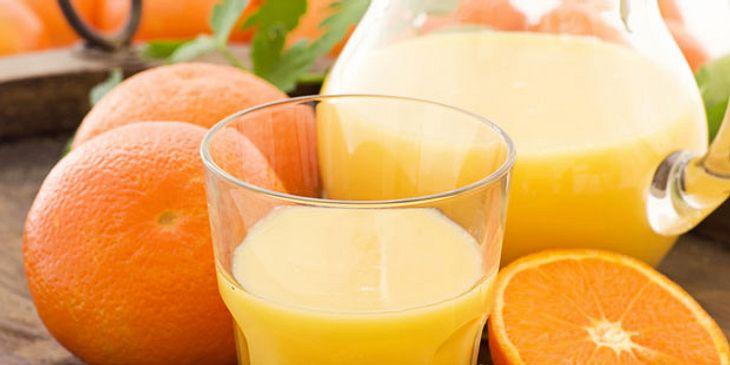 Orangensaft bei Diabetes