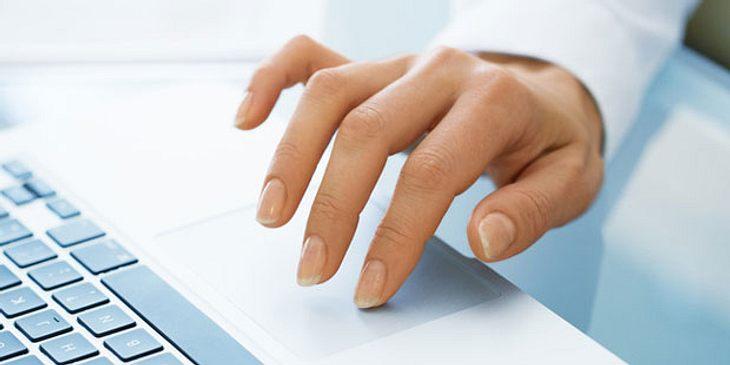 Frauen haben mehr Fingerspitzengefühl