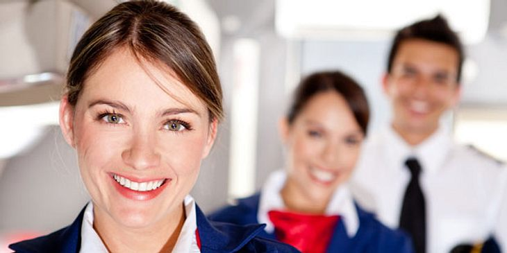 Flugpersonal bei Flugangst informieren
