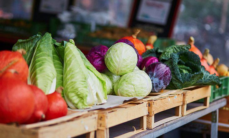Gemüse senkt das Darmkrebsrisiko