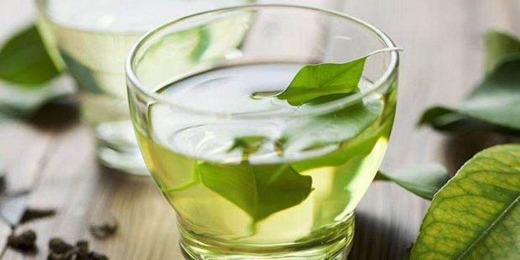 Grüner Tee gegen Leukämie