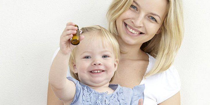Hömoöpathie für Kinder
