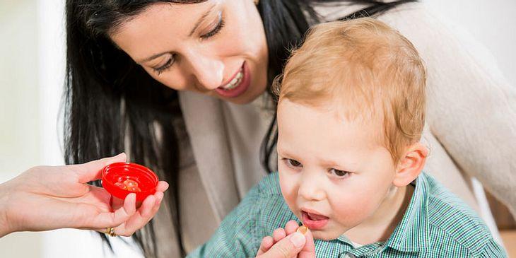 Kinder-Homöopathie bei Lungenentzündung
