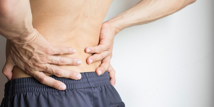 Was schmerzt bei Hüftschmerzen?