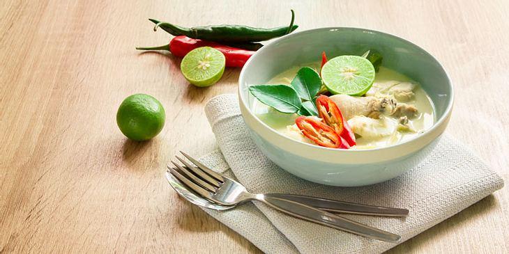 Ingwer-Zitronen-Suppe