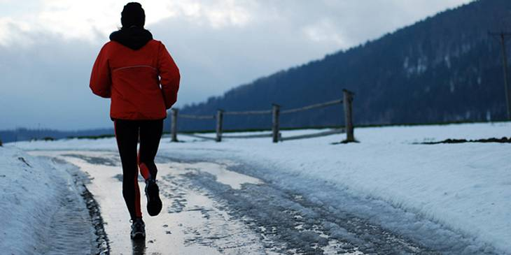 Kalte Witterung beguenstigt Muskelfaserriss