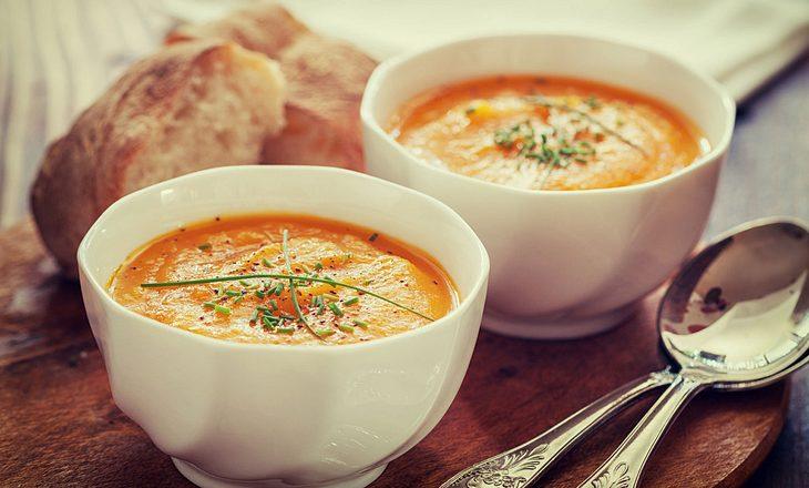 Karottensuppe hilft gegen Durchfall