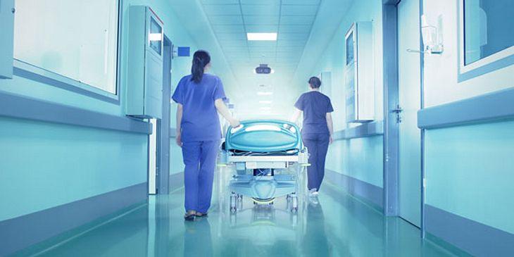 Keime im Krankenhaus