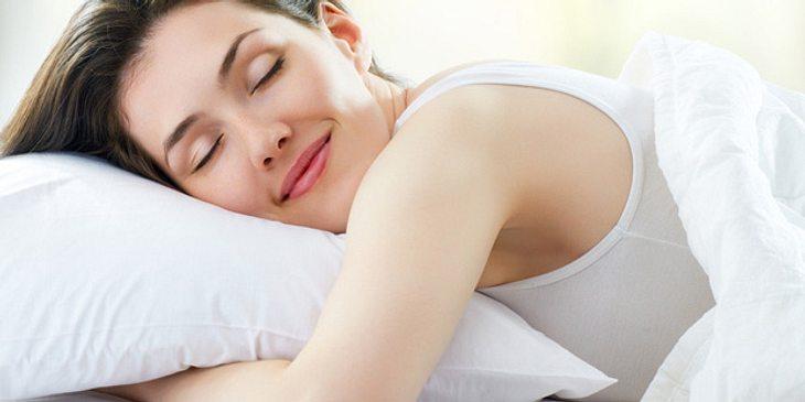 Falsche Kopfkissen können Kopfschmerzen auslösen