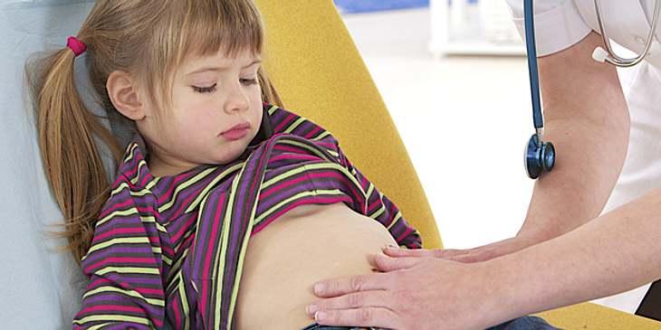 Bauchschmerzen durch Laktoseintoleranz