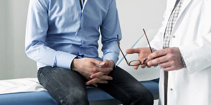 Prostata schuld an Ejaculatio Praecox