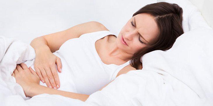 Bauchschmerzen durch Endometriose