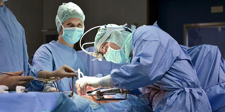 Operation bei Prostata-Krebs