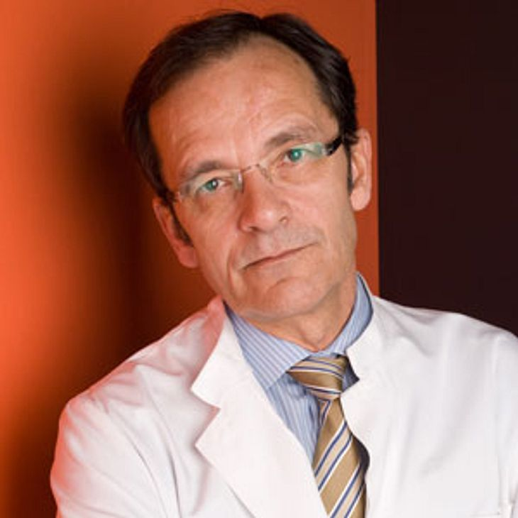 Prof. Dr. Frank Martin Brunkhorst ist Sepsis-Experte am Universitätsklinikum Jena