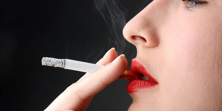 Rauchen kann Herzinfarkt verursachen