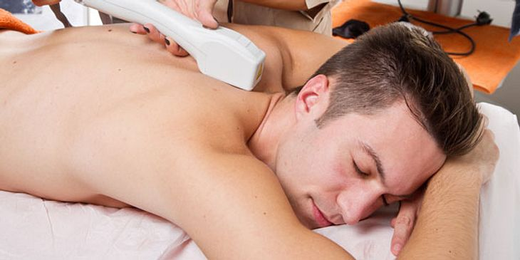 Softlasertherapie gegen Rückenschmerzen