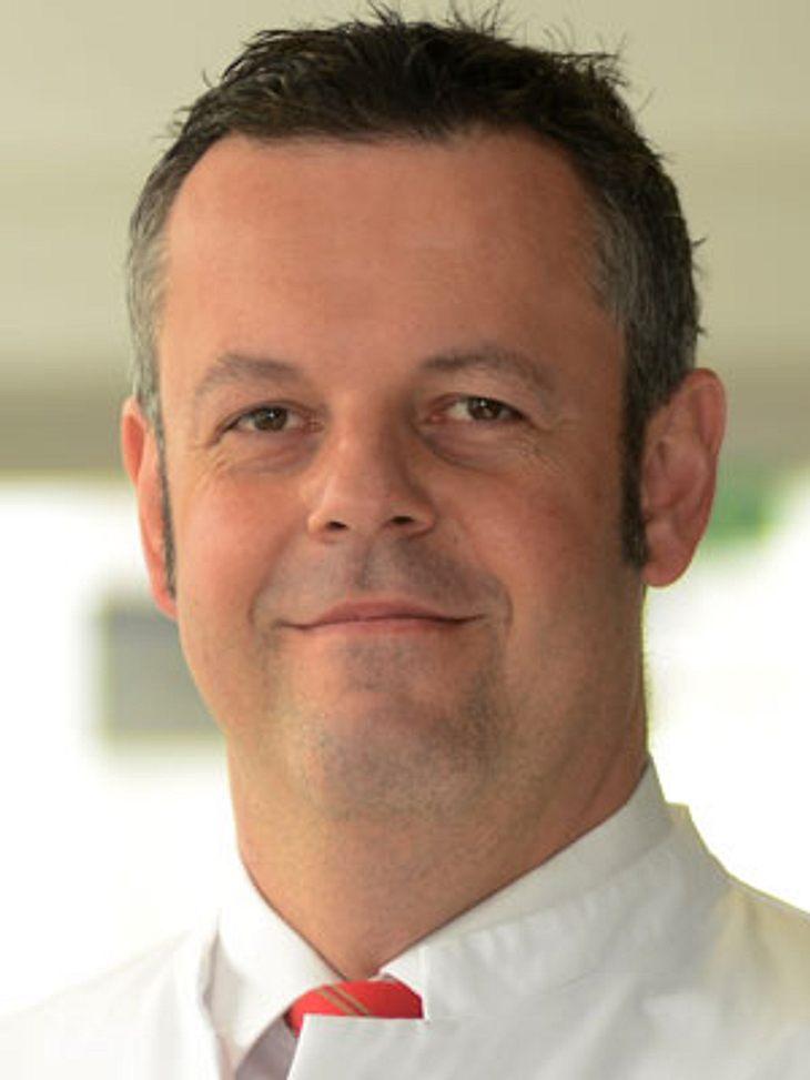 Prof. Dr. med. Rainer Kollmar, Schlaganfall-Experte Klinikum Darmstadt