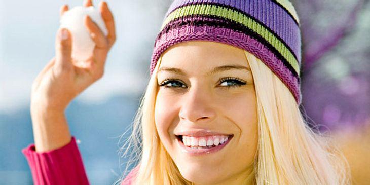 Schüssler Salze schützen im Winter vor Erkältungen
