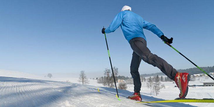 Skilanglauf hilft bei Diabetes