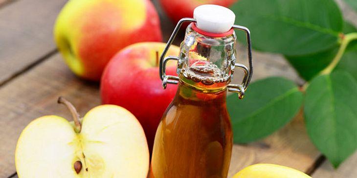 Apfelsaft begünstigt Sodbrennen