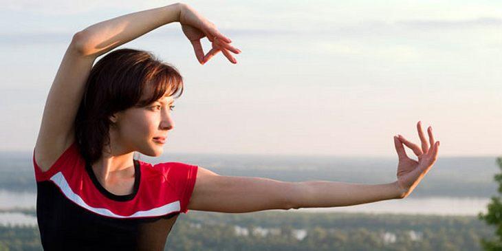 Tai-Chi: Innere Balance erfahren