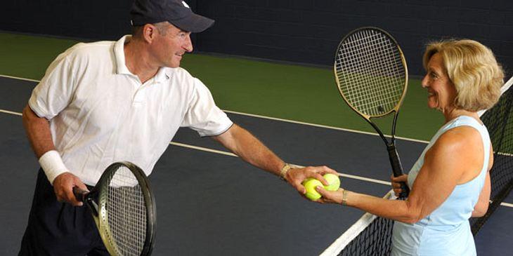 Tennis spielen hilft bei Diabetes