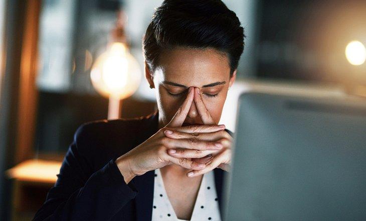 Fremd-Stress
