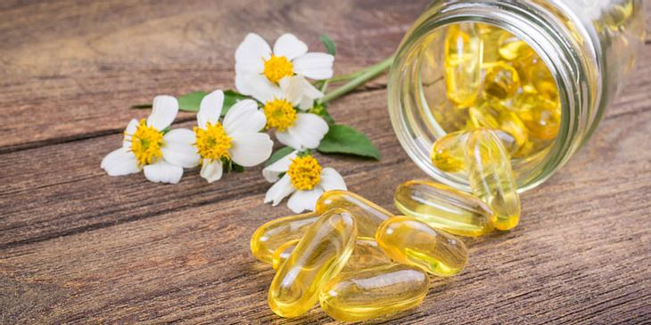 Vitamin-D-Mangel-Behandlung Präparate