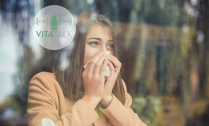 Der Erkältungs-Check! Das steckt hinter den Symptomen