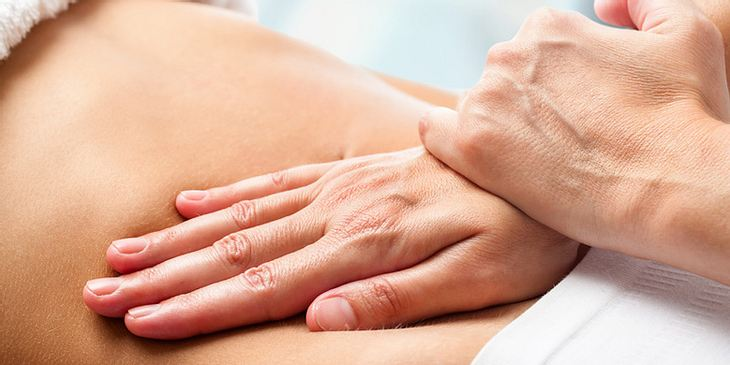 Osteopathie gegen Rückenschmerzen