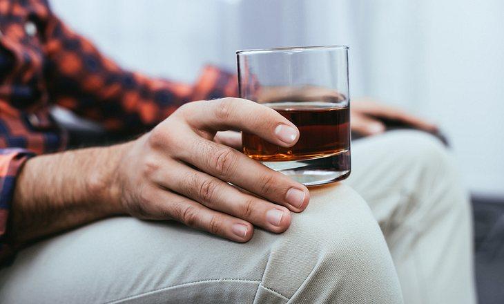 Alkohol gegen Agoraphobie