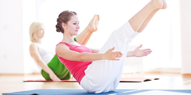Yoga gegen Darmentzündung