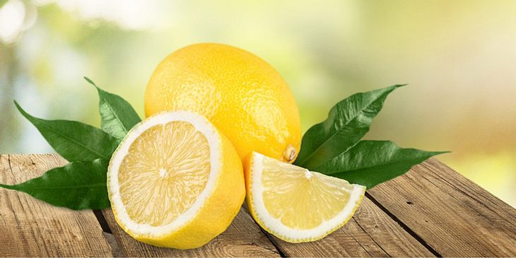 Zitrone gegen Ekzeme