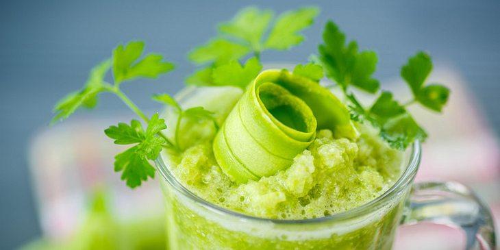 Zucchini-Smoothie